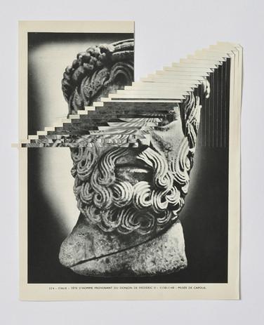 'MUSÉE IMAGINAIRE, Plate 573 & 574', 2016