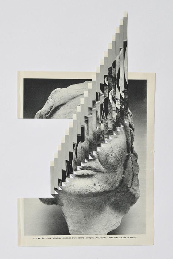 'MUSÉE IMAGINAIRE, Plate 67 & 68', 2015