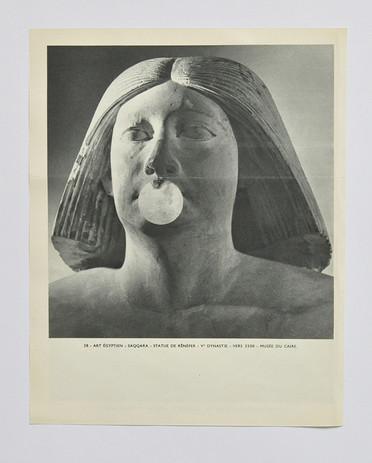 'MUSÉE IMAGINAIRE, Plate 37 & 38', 2016