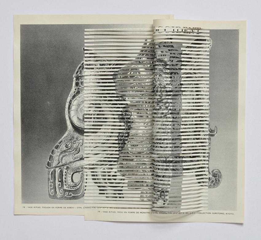 'MUSÉE IMAGINAIRE, Plate 78 & 79', 2015