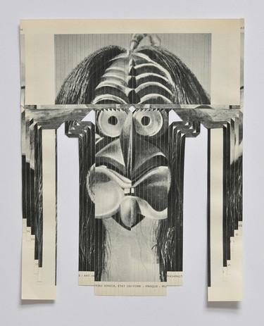 'MUSÉE IMAGINAIRE, Plate 377 & 378', 2016