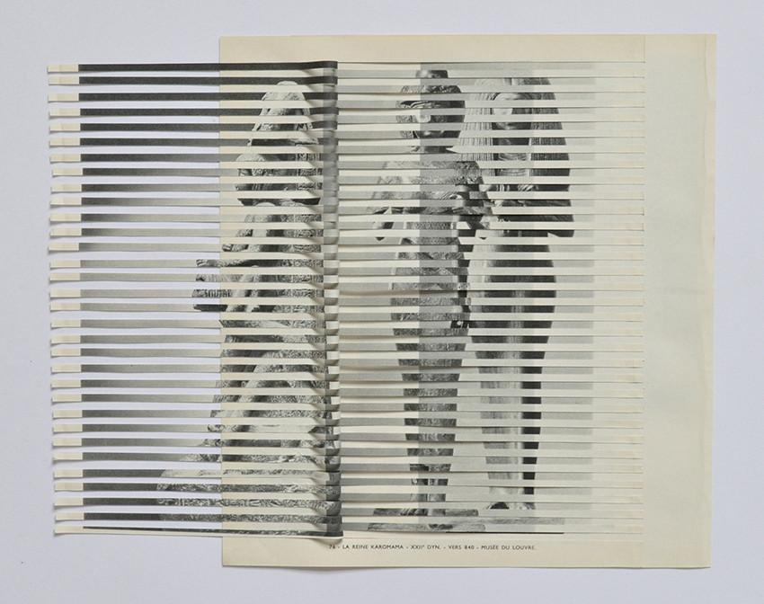'MUSÉE IMAGINAIRE, Plate 76 & 70', 2016