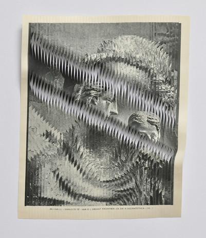 'MUSÉE IMAGINAIRE, Plate 525 & 526', 2016