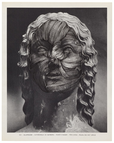 'MUSEE IMAGINAIRE, Plate 551', 2013
