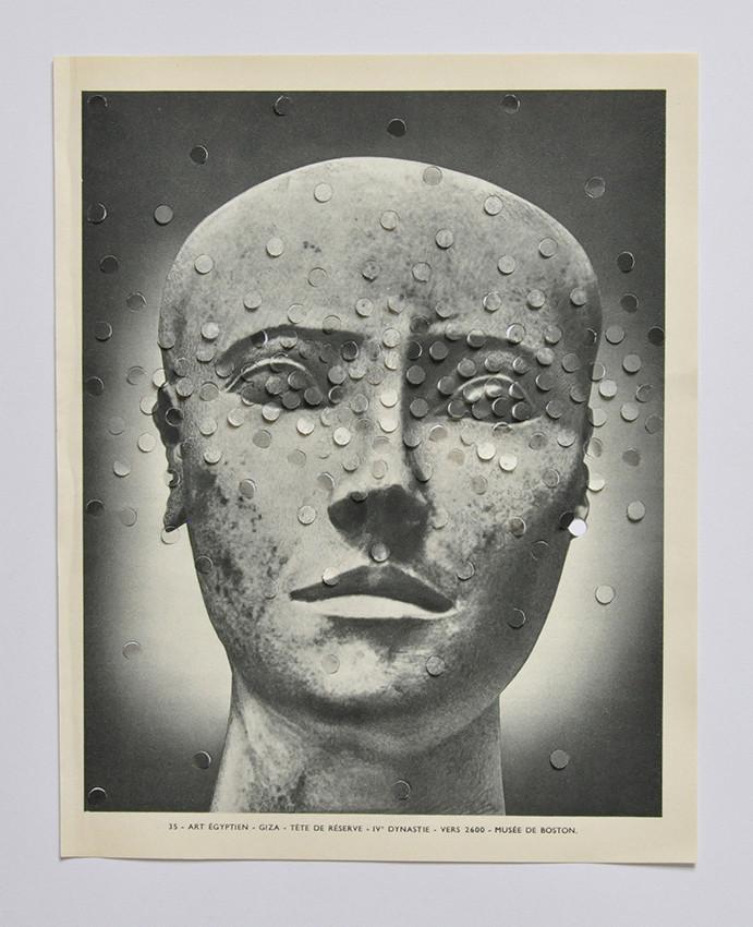'MUSÉE IMAGINAIRE, Plate 35', 2016