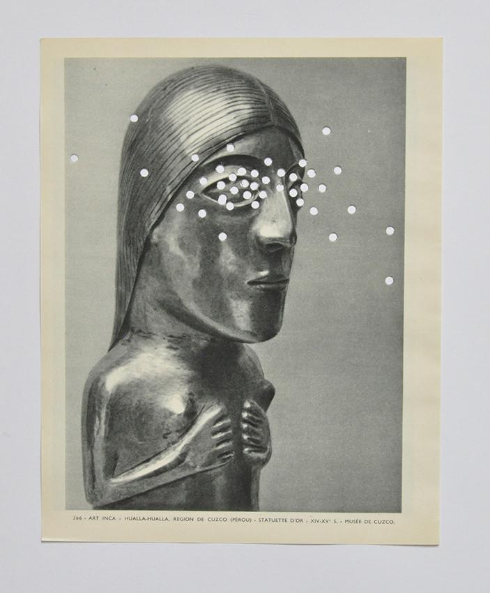 'MUSÉE IMAGINAIRE, Plate 366', 2016