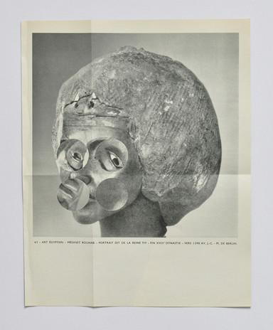 'MUSÉE IMAGINAIRE, Plate 63', 2016