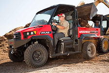 G-Force put together a successful media launch for the Gravely Atlas JSV from Ariens Corporation