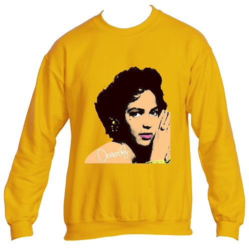 """Daring to be Dorothy"" Crew neck Sweatshirt"