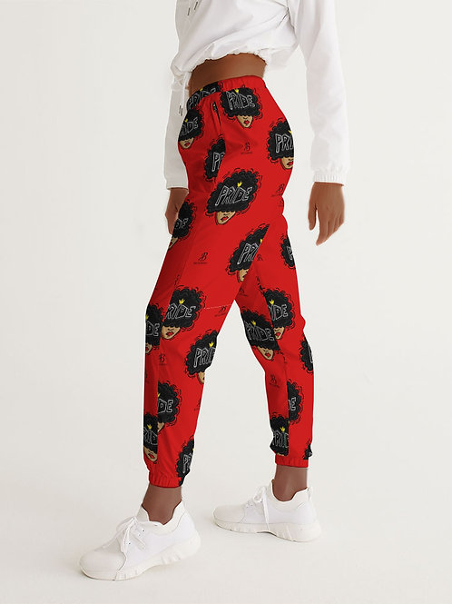 Red Pride Track Pants
