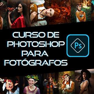 Curso de edição para Fotógrafos