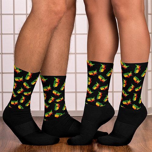 BLM America Socks