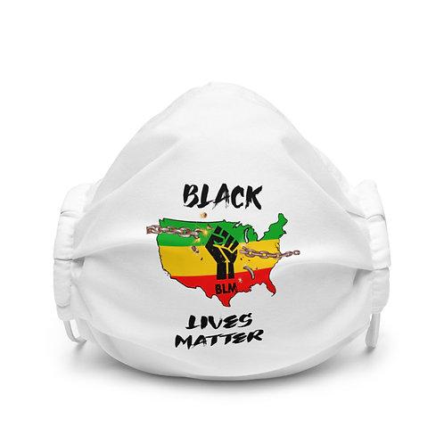 Black Lives Matter (BLM) Face mask