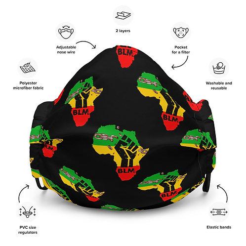 Africa Premium face mask II