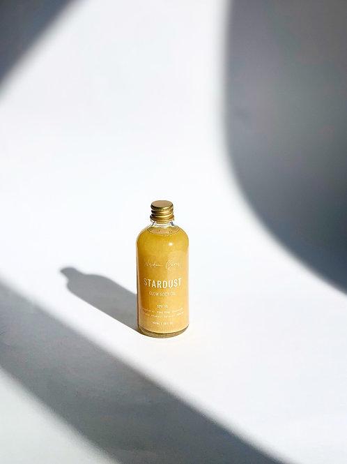 STARDUST - Body oil SPF15