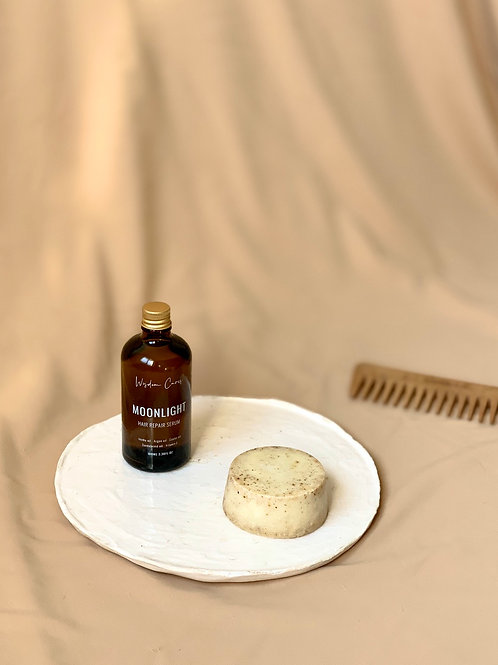 Wild Hair - hair oil nourish & shampoo bar