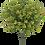 "Thumbnail: 18"" Plastic Eucalyptus x7"