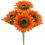 "Thumbnail: 11"" Sunflower Bush X4"