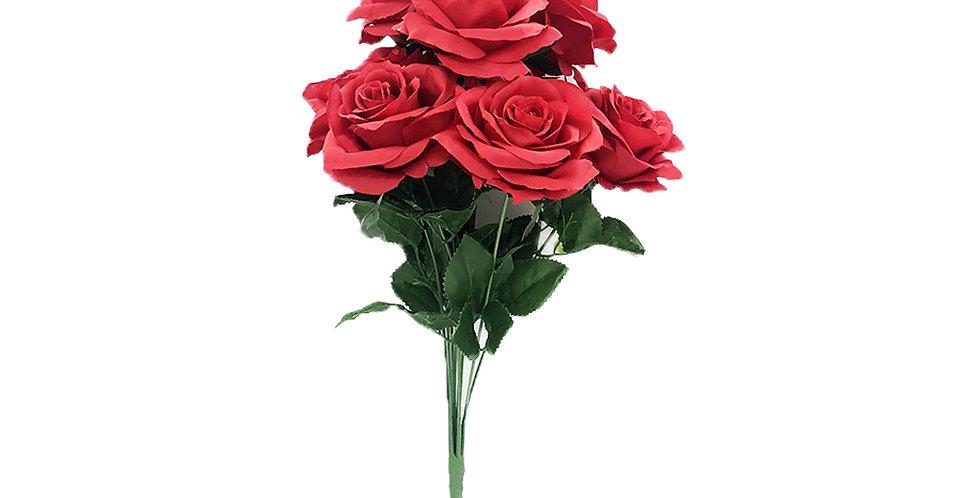Open Rose X10