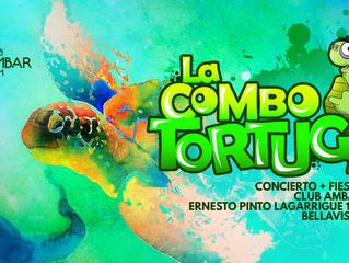 La Combo Tortuga: Cumbia en el 2017