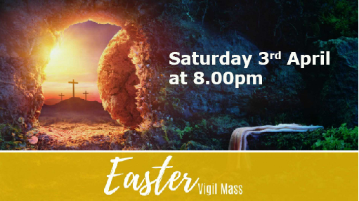 Easter Vigil webpage