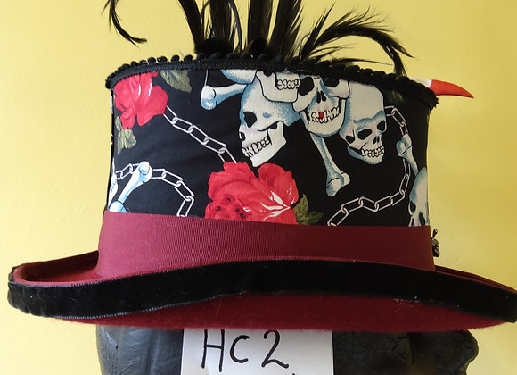 Steampunk Top Hat HC2XL