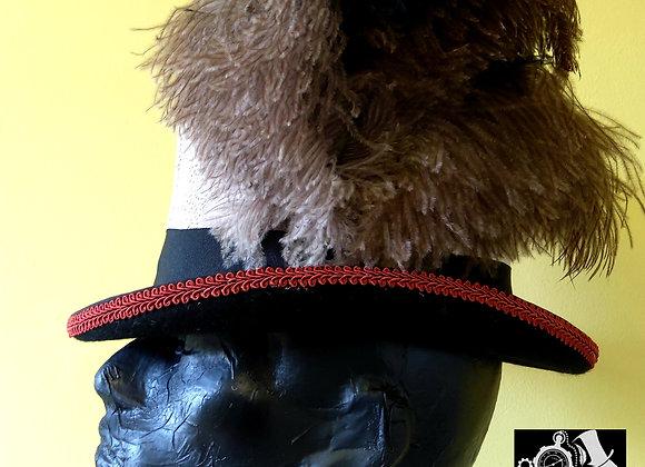 Steampunk Topper Hat HC19XL