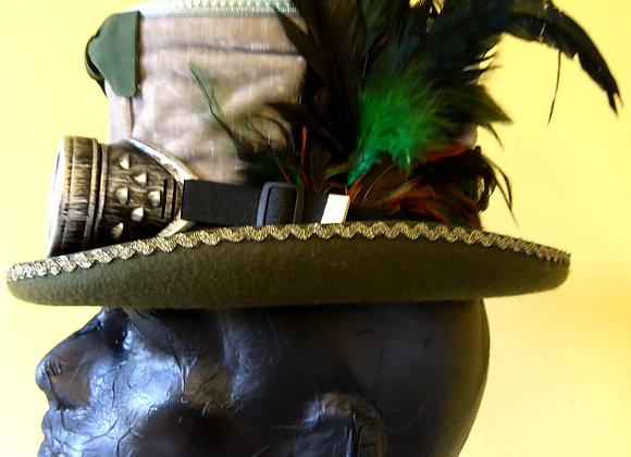 Steampunk Top Hat HC9S