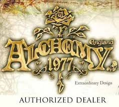 Alchemy now at Head Case Curios
