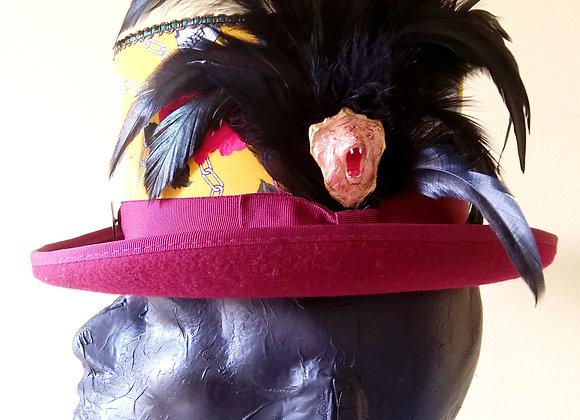 Steampunk Top Hat HC34M
