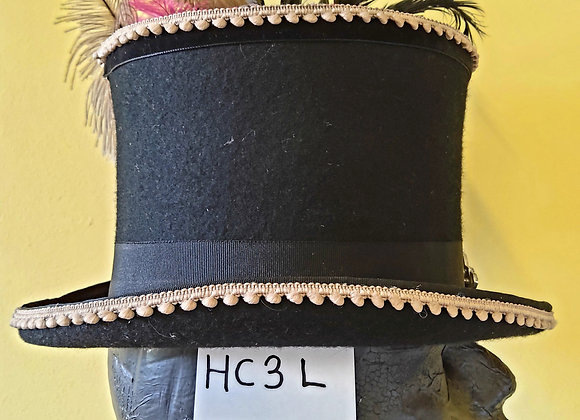 Steampunk Topper Hat HC3L