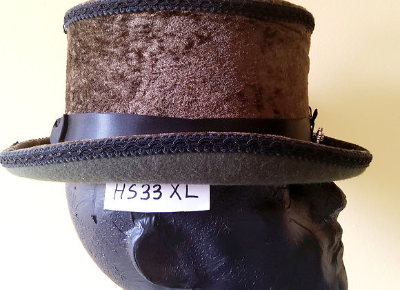 Steampunk Top Hat HC33XL