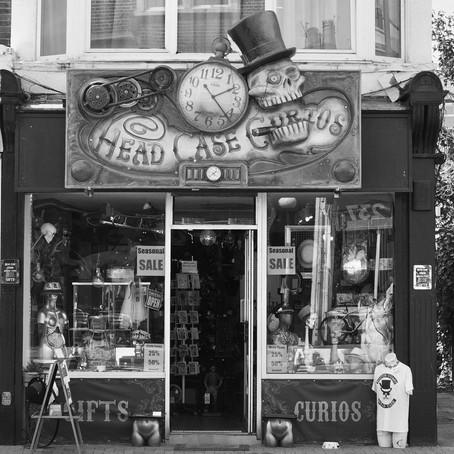 1st Shop Birthday -1pm sunday 25th November.
