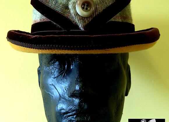 Steampunk Bowler Hat HC15L