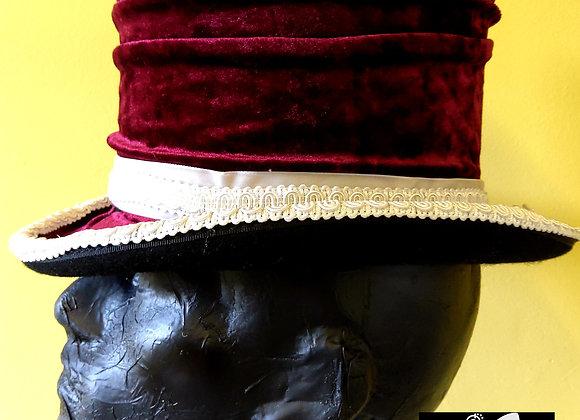 Steampunk Topper Hat HC10M