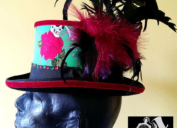 Steampunk Top Hat HC24M