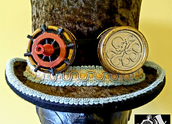 Steampunk Topper Hat HC12XL