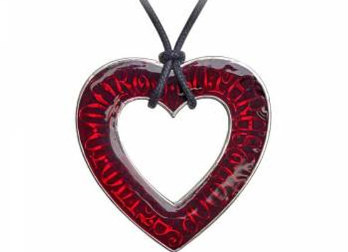 Alchemy Love over Death Pendant