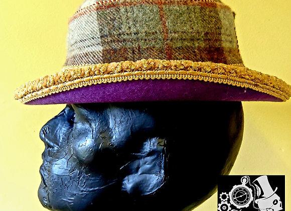 Steampunk Bowler Hat HC11S