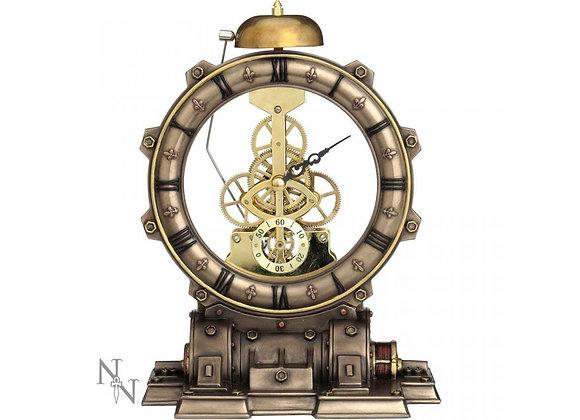 Time Machine Steampunk Clock