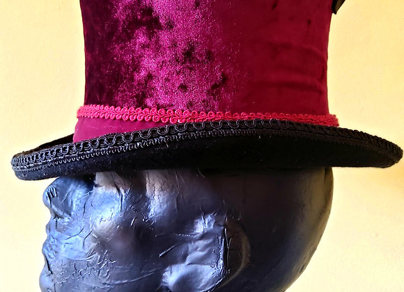 Steampunk Topper Hat HC21M