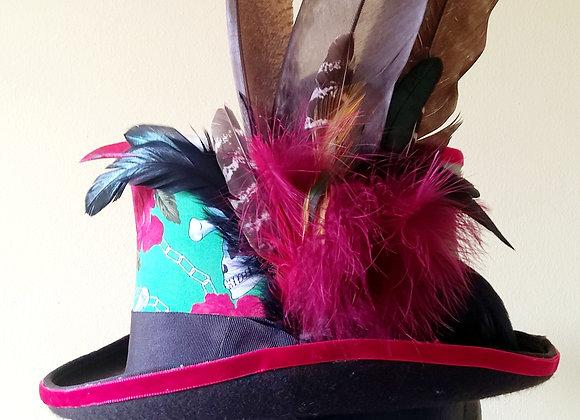 Steampunk Top Hat HC35M