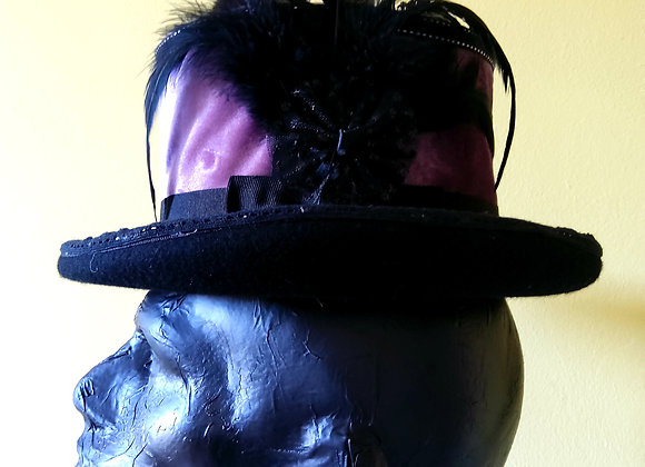 Steampunk Top Hat HC25XXS