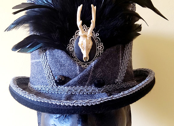 Steampunk Topper Hat HC36L