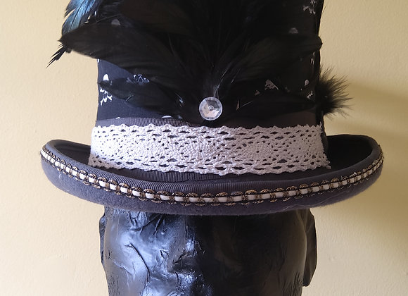 Steampunk Top Hat HC30L