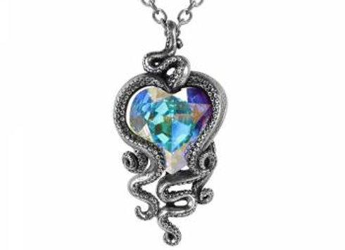 Alchemy Heart of Cthulhu Necklace