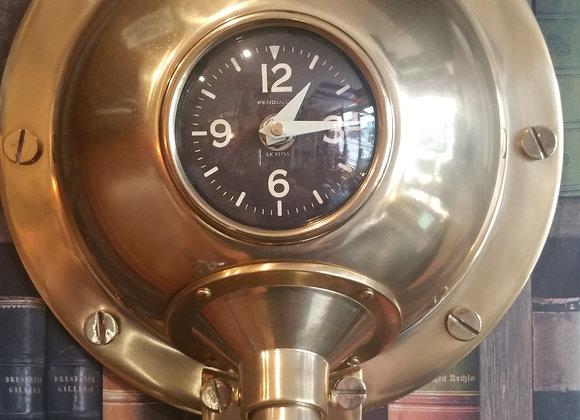 Mad Scientist Clock