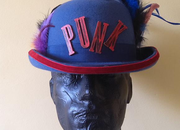 Steam- PUNK- Bowler Hat HC38L