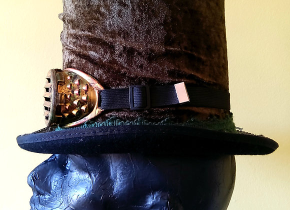Steampunk Stovepipe Hat HC27S