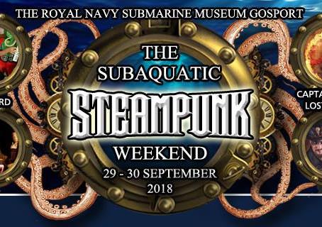 Subaquatic Steampunk Weekend